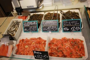 Russian distributor opens seafood-only shops in Moscow