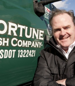 Sean J. O'Scannlain founded Fortune Fish Company in 2001, with Mark Gorogianis