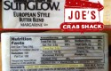 joes crab shack trans fat