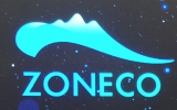 New logo of Zoneco Group, formerly known as Zhangzidao Group.