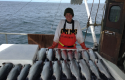 Mary Smith, co-founder of Springline Seafood