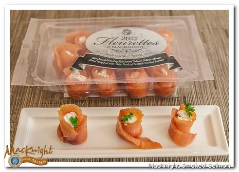 Kroger, Costco to list MacKnight 'salmon fleurettes