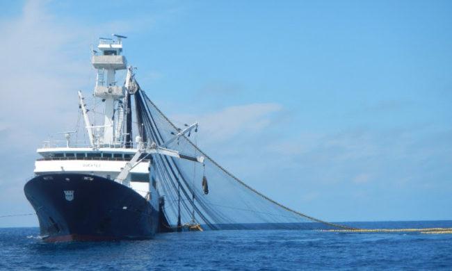 Fishing vessel. Credit: Europeche